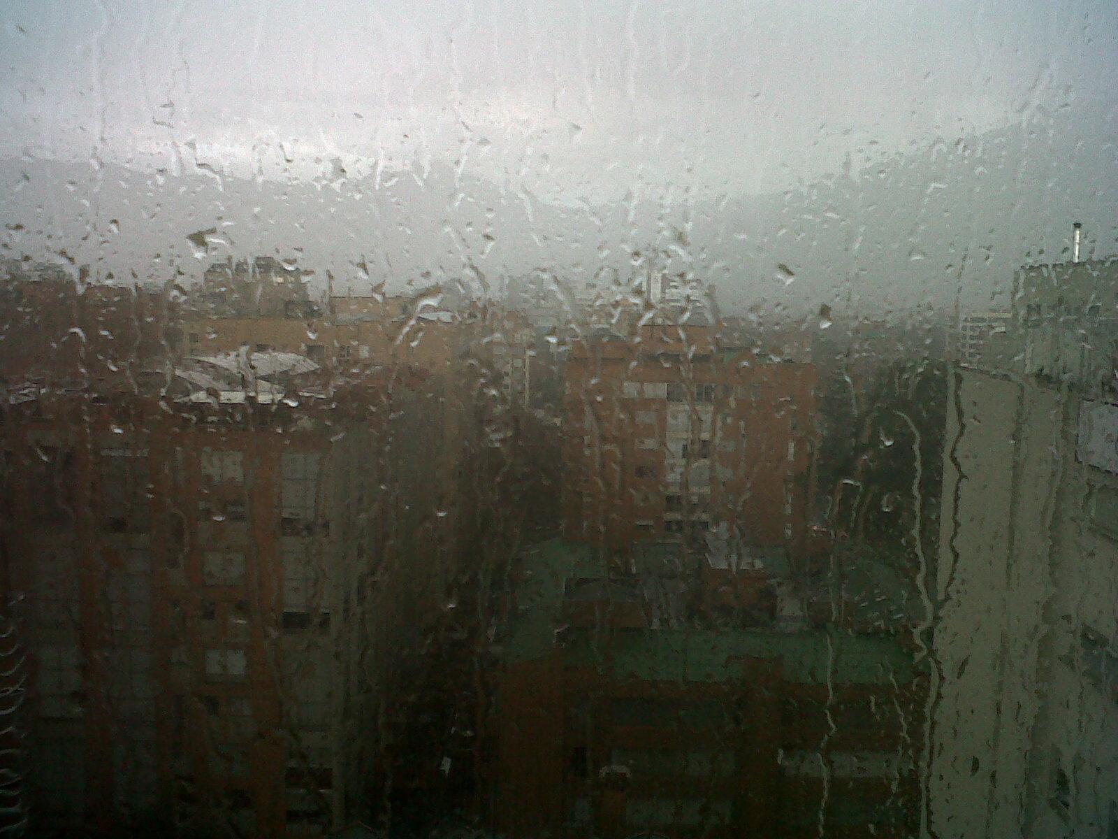 El Regreso De La lluvia Capitalina!