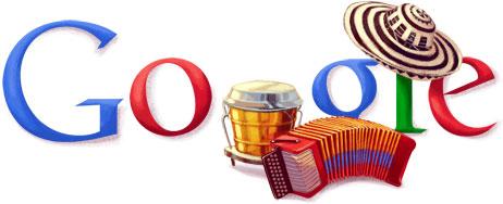 Doodle de Google: Vallenato