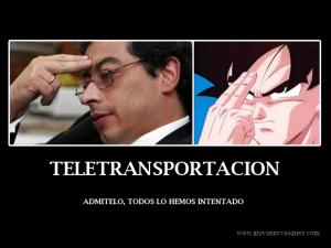 Petro Teletransportacion