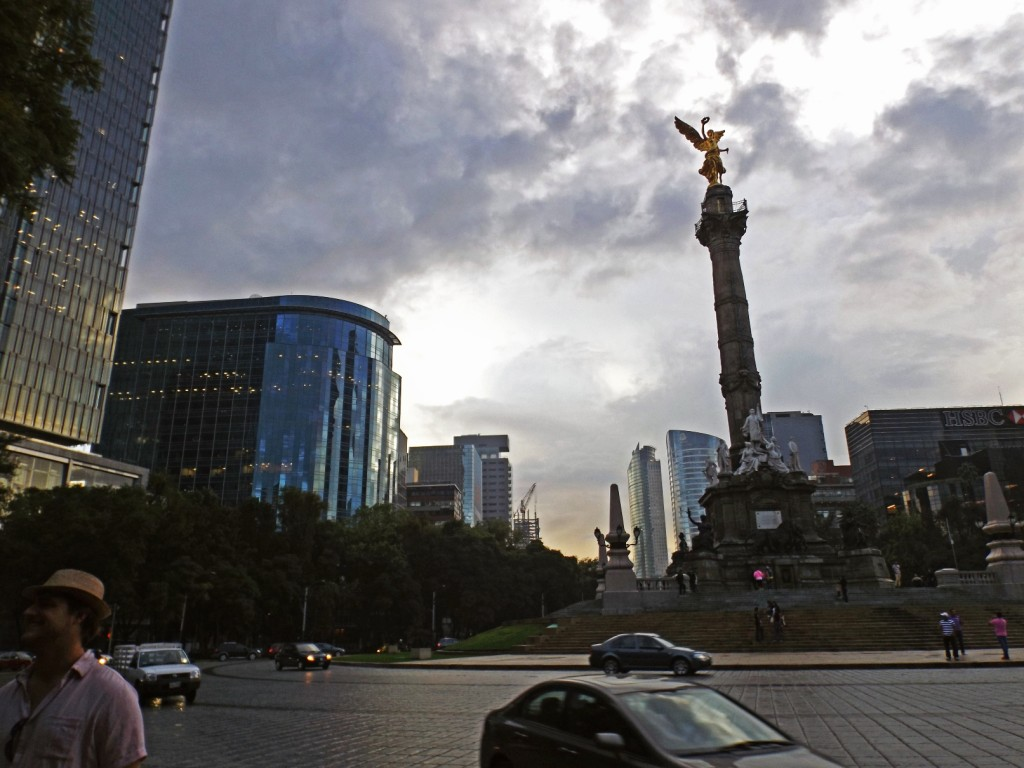 Angel De la Independencia - 2 - Mexico