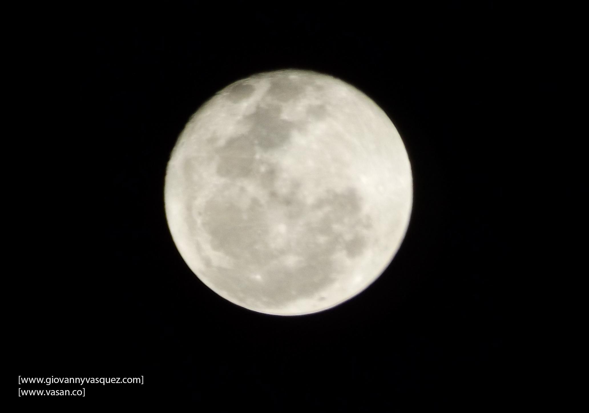 Luna [Foto] (15-02-2014)